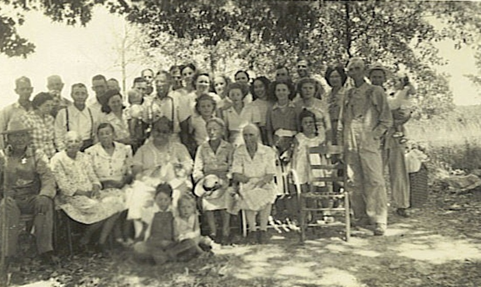 1947 Justiss Family