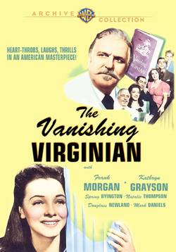 The Vanishing Virginian (Warner Archive)