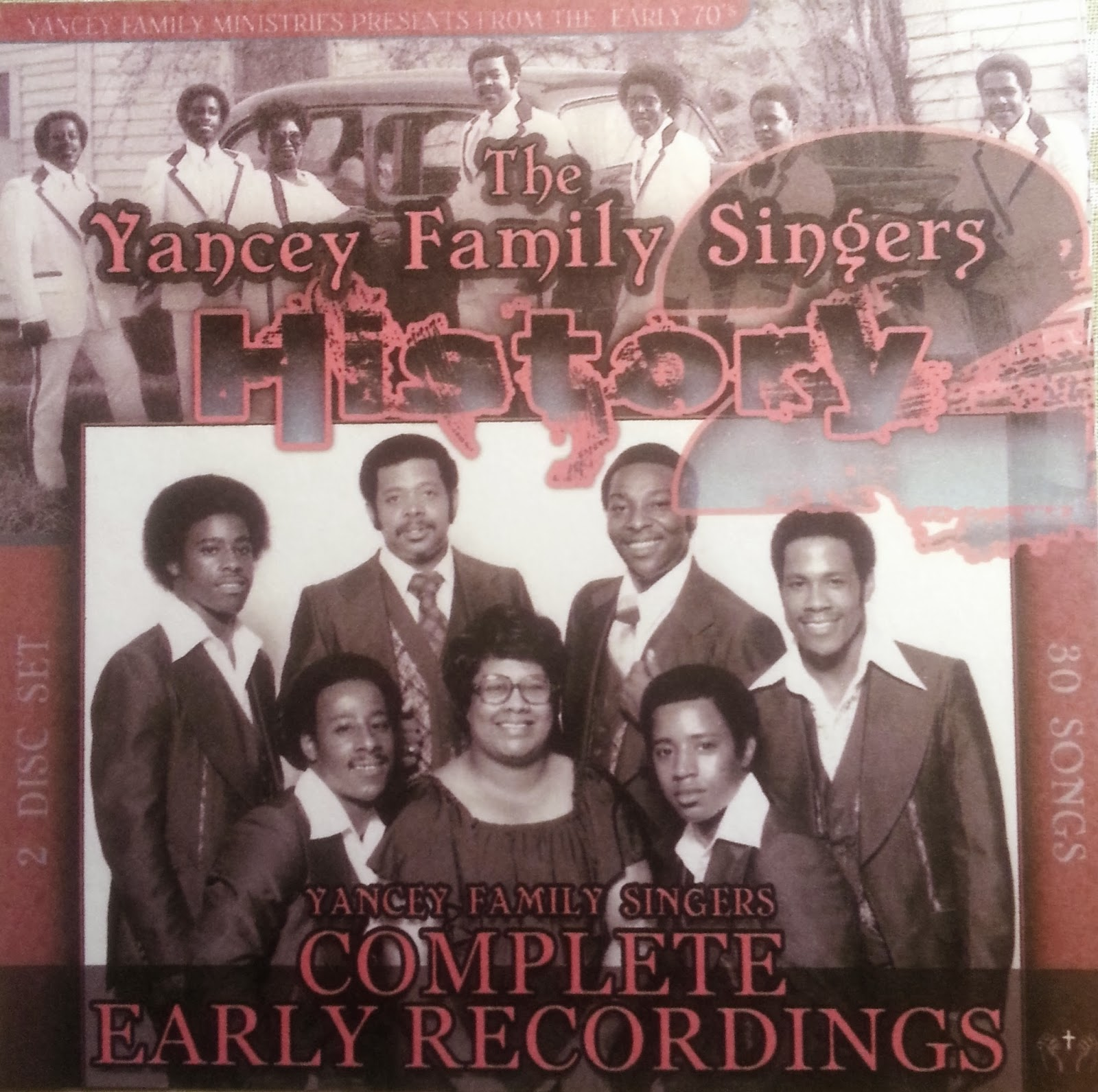yancey family singers
